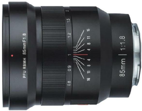 Image of JYC Villtrox MF 85mm f1.8 Sony FE