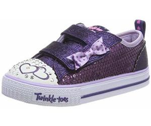 Skechers Twinkle Toes Shuffles Itsy Bitsy (10764N) ab 26,13
