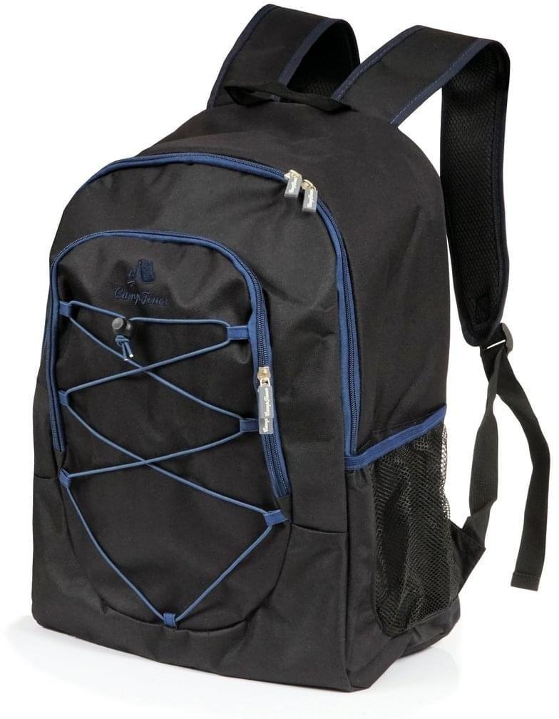 Image of CampFeuer Cooling Backpack 30 L Black