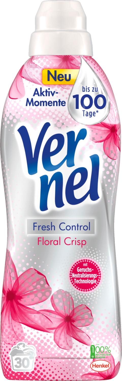 Vernel Fresh Control Floral Crisp Weichspüler (30 WL)