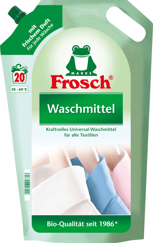 Frosch Waschmittel (20 WL)