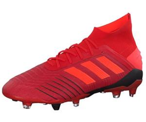 Adidas Predator 19.1 FG Men Active RedSolar RedCore Black