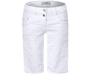 b4fca81f62ef5 Cecil Scarlett Shorts (B372297) white ab 32,49 € | Preisvergleich ...