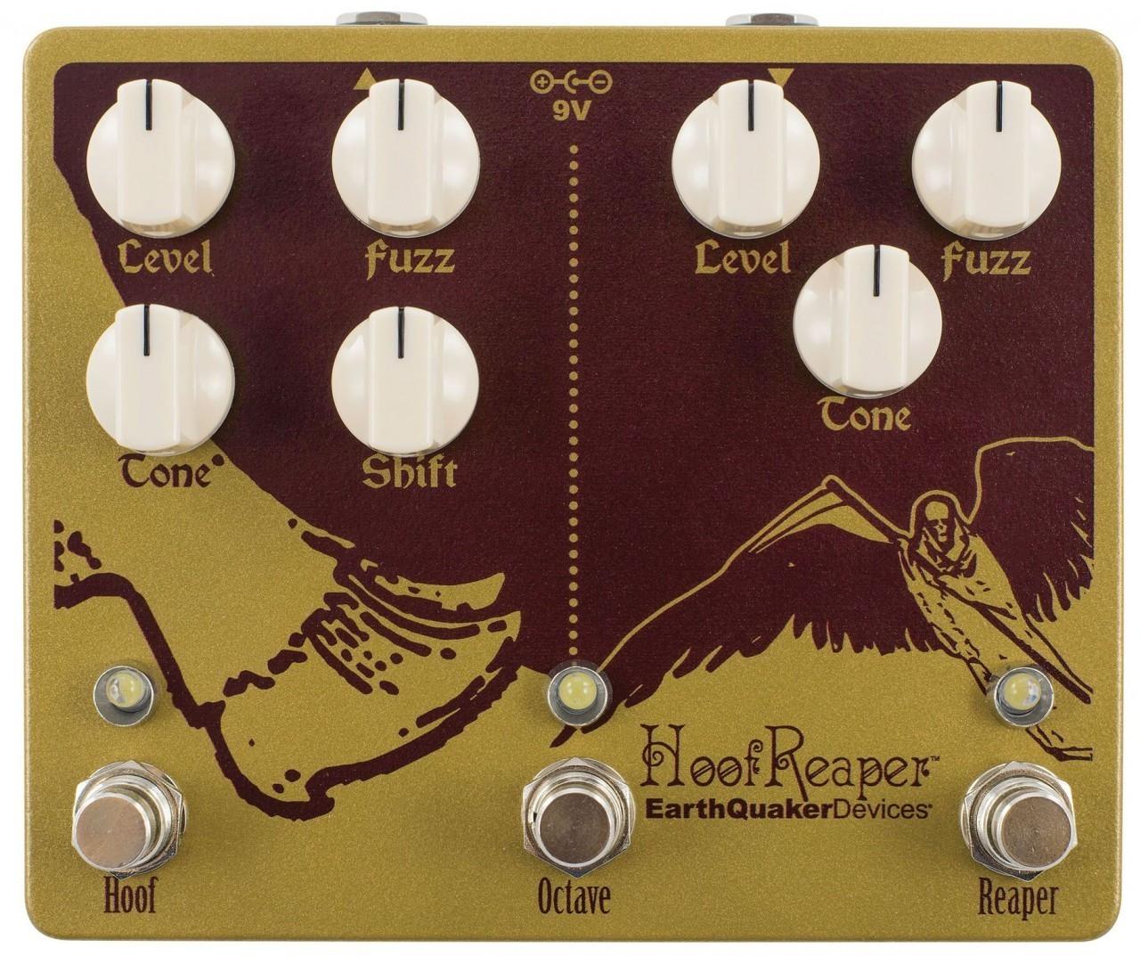 Image of Earthquaker Devices Hoof Reaper V2