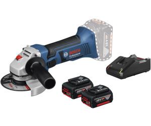 Bosch GWS 18 125 V LI (2 x 4,0 Ah + L Boxx 136) ab € 233,10