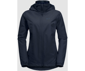 Jack Wolfskin Stormy Point Jacket W midnight blue ab € 70,54
