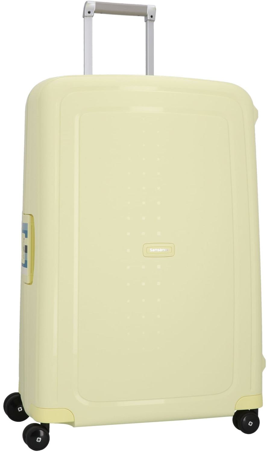 Samsonite S'Cure Spinner 75 cm pastel yellow stripes