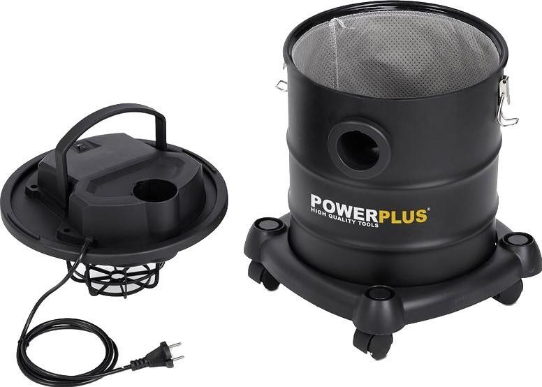 PowerPlus Aschesauger 1200 Watt