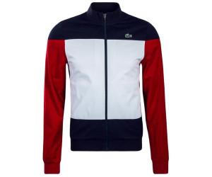 sports shoes 50844 4a3e0 Lacoste Sport Colourblock Technical Piqué Zip Tennis Jacket ...