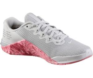 Nike Metcon 5 Women Pure PlatinumImperial BlueBlackOil