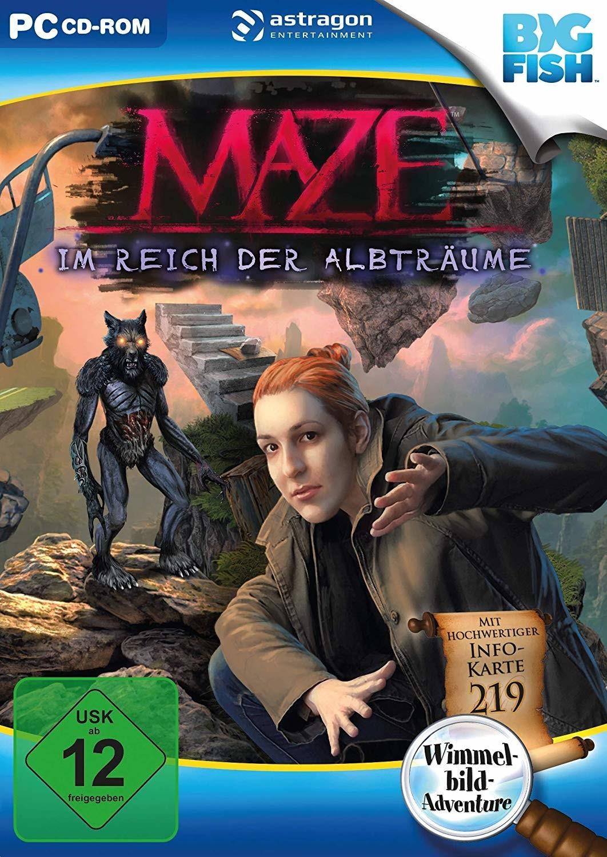 Maze: Im Reich der Albträume (PC)