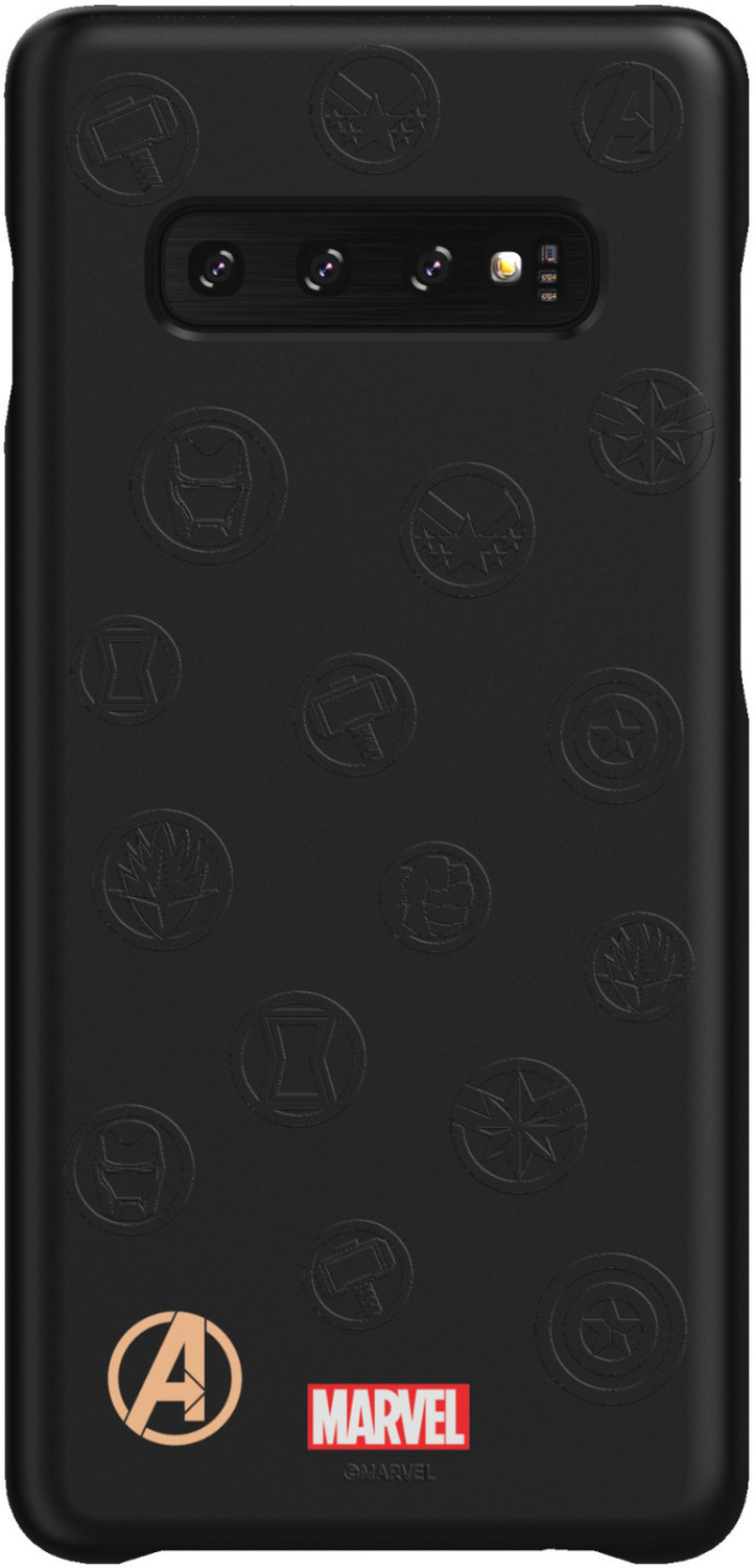 Image of Samsung Galaxy Friends Cover (Galaxy S10 Plus) Marvel's Avengers 4 Endgame