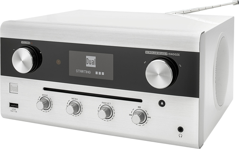 Image of Dual CR 900 Phantom White