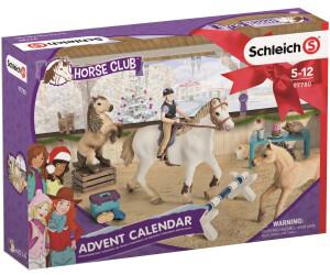 Calendrier De Lavent Schleich Chevaux 2019.Schleich Calendrier De L Avent Horse Club Des 25 20