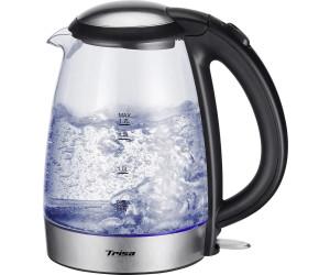 Trisa Wasserkocher Glass Boil