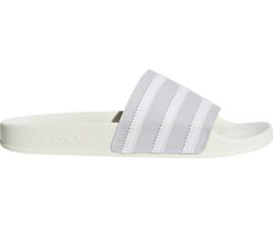 Adidas Adilette W grey two/cloud white/off white ab 38,13 ...