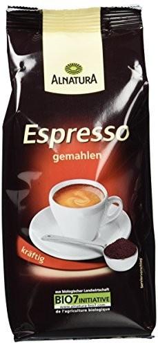 Alnatura Bio Espresso gemahlen (250g)