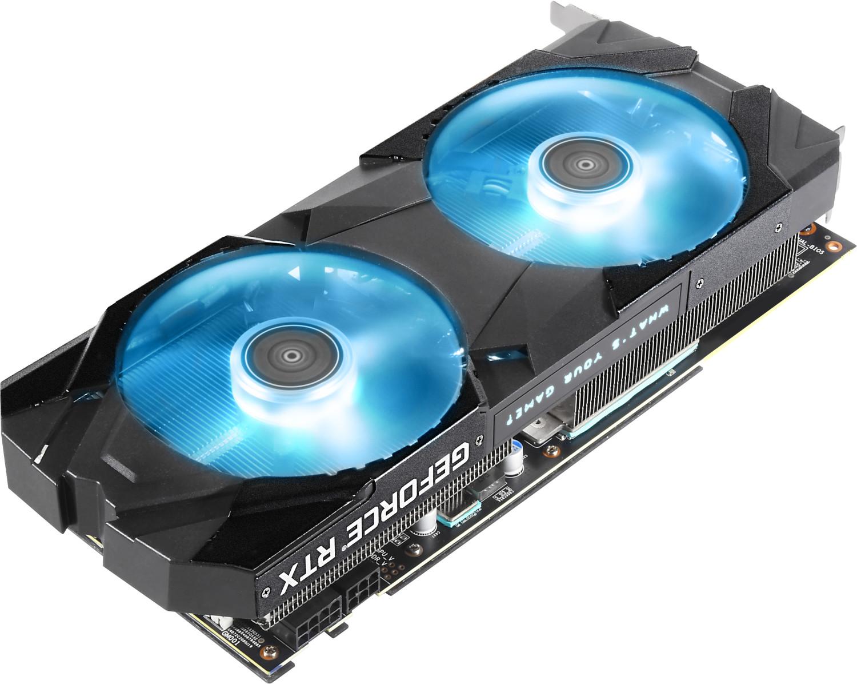 Image of Galaxy GeForce RTX 2060 Super EX (1-Click OC) 8GB GDDR6