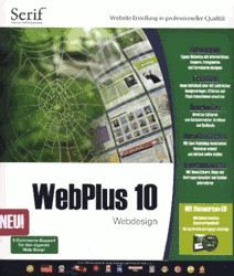 Avanquest Serif Webplus 10 (DE) (Win)