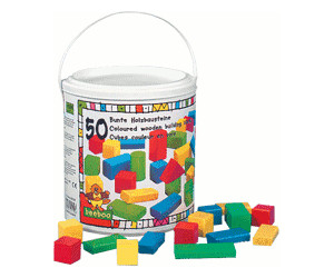 Baby Holzbausteine Beeboo Spielzeug