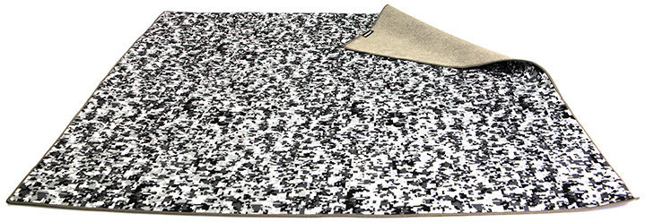 Image of Japan Hobby Tool Easy Wrapper 35x35 cm black/white camouflage