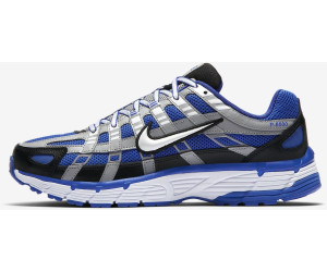 Nike P 6000 racer blueblackflat silverwhite au meilleur