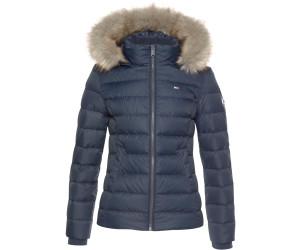 Tommy Jeans Damen Tjw Essential Hooded Down Jacket Jacke