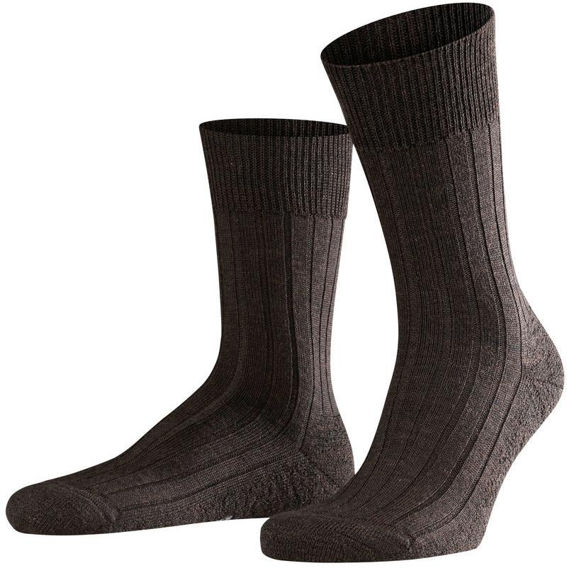 Falke Teppich im Schuh dark brown (14402-5450)