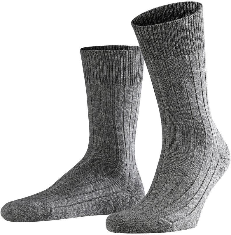 Falke Teppich im Schuh dark grey (14402-3070)