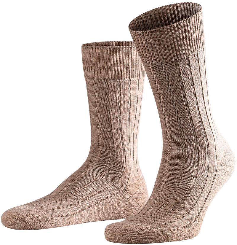Falke Teppich im Schuh nutmeg mel (14402-5410)