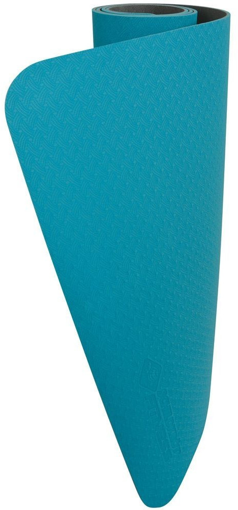 Schildkröt Fitness Yogamatte 4mm blau