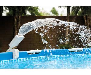 Intex Wasserfontäne Multi-Color LED (128089)