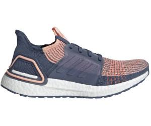 Adidas UltraBOOST 19 Women glow pink/tech ink/solar orange ...