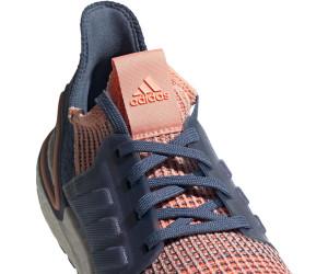 Adidas Ultraboost 19 Women glow pinktech inksolar orange