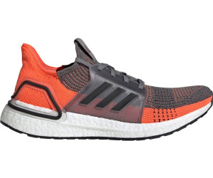 Adidas UltraBOOST 19 grey fourcore blackhi res coral ab