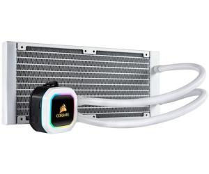 CORSAIR H100i RGB PLATINUM SE Wasserkühlung, Weiß | MediaMarkt