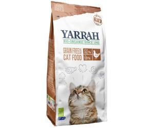 Yarrah Bio-Katzenfutter trocken Grain-Free 10kg