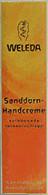 Weleda Sanddorn Handcreme (10 ml)