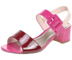 Tamaris 1 28211 22 Damen Sandalen Sandaletten Blockabsatz