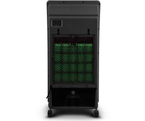 Fernbedienung /• schwarz oneConcept CTR-1 Luftk/ühler Summer Edition /• 4-in-1 mobiles Klimager/ät mit 65 W /• Ventilator /• 8 Liter Tank /• 3 Stufen /• inkl