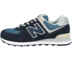 New Balance 574 dark navy/marred blue au meilleur prix sur idealo.fr