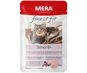 MERA Cat finest fit Nassfutter Senior 85g