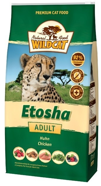 Wildcat Etosha Trockenfutter 500g