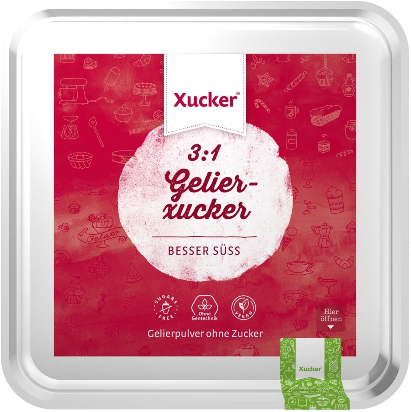 Xucker 3:1 Gelier-Xucker 4kg