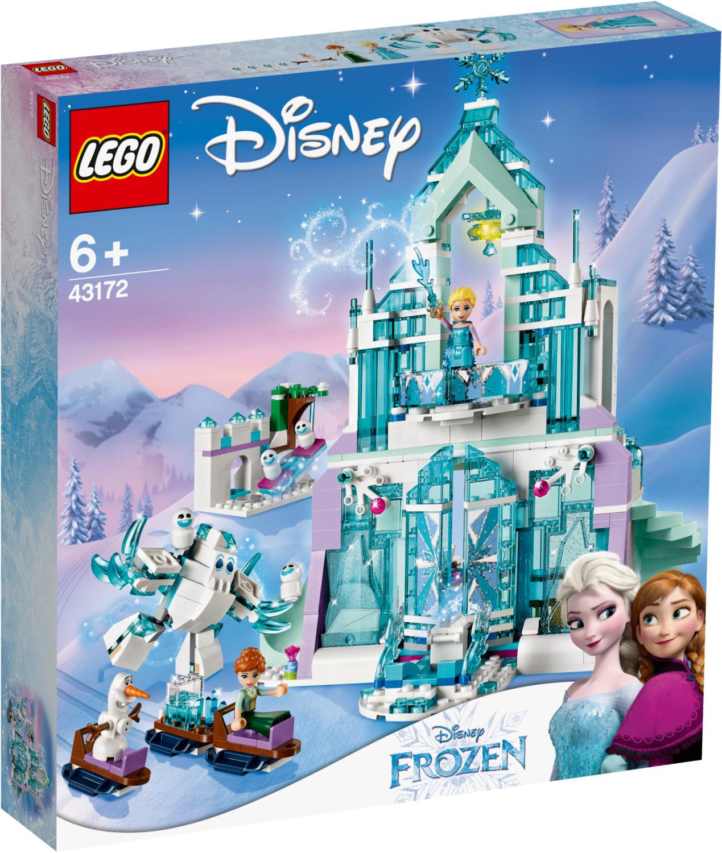 LEGO Disney - Le palais des glaces magique d'Elsa (43172)