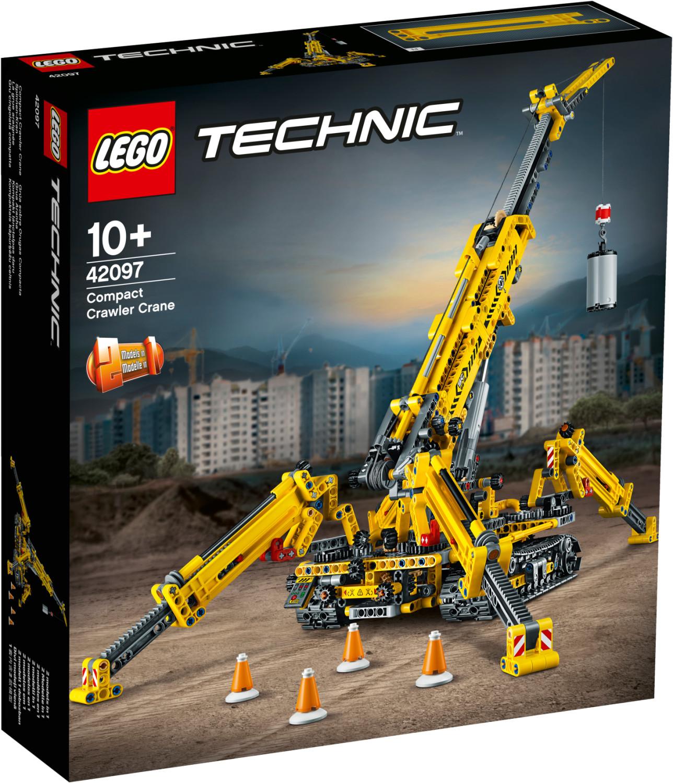 LEGO Technic - La grue araignée (42097)
