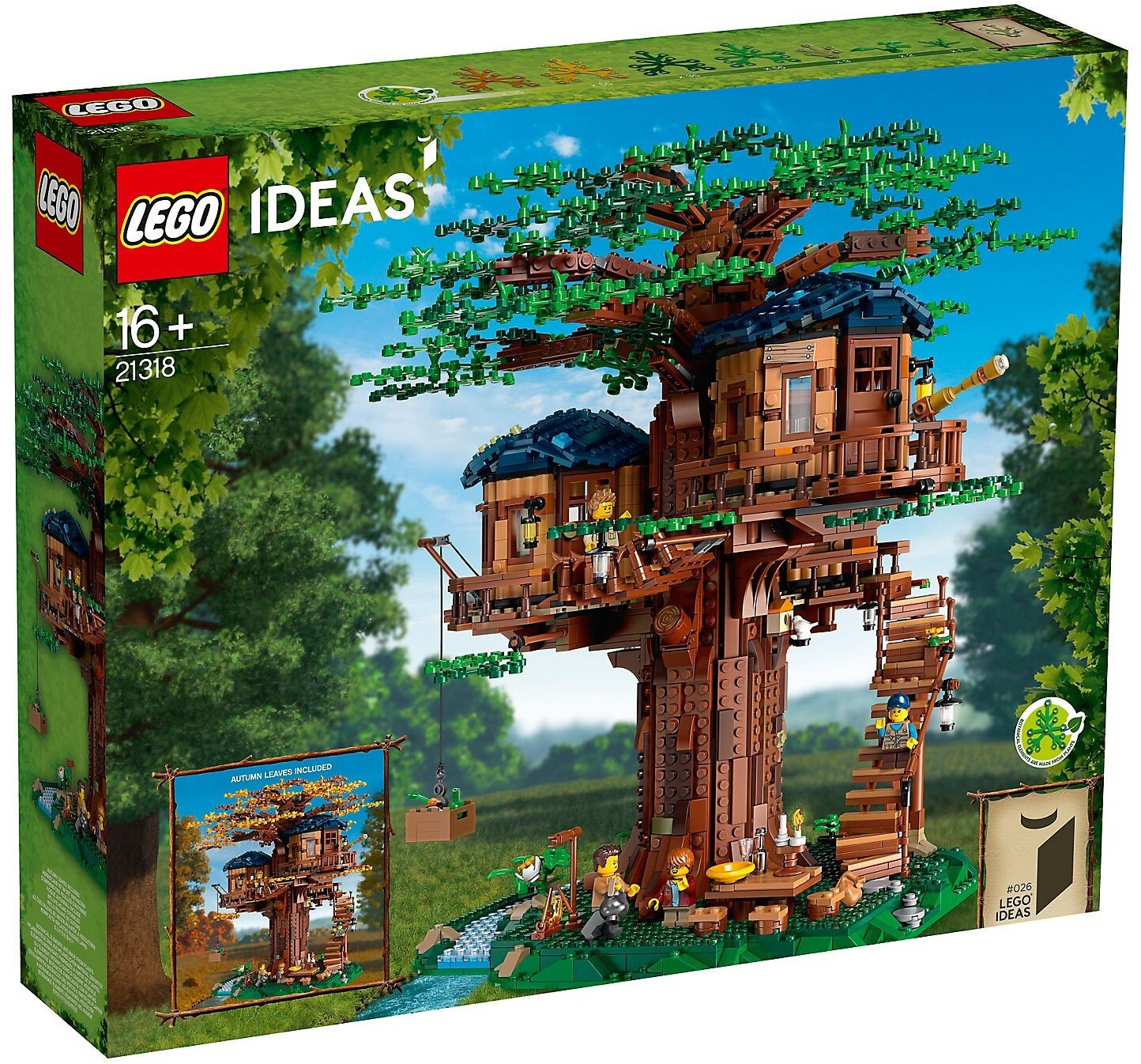 LEGO Ideas - Baumhaus (21318)