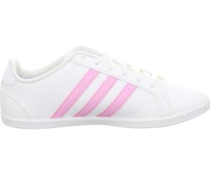 adidas Neo Damen Sportschuhe Sneaker in Weiß Pink, Coneo QT