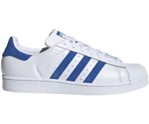 Adidas Superstar cloud white/blue/cloud white au meilleur prix sur ...