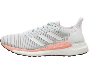 Adidas Solarglide 19 Women blue tint/ftwr white/bright pink ...